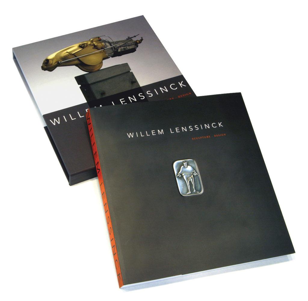 Monography Willem Lenssinck, 2006